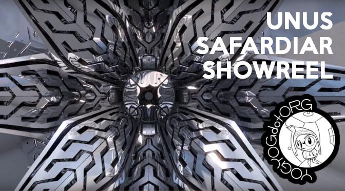 Unus Safadiar Sculpture Showreel